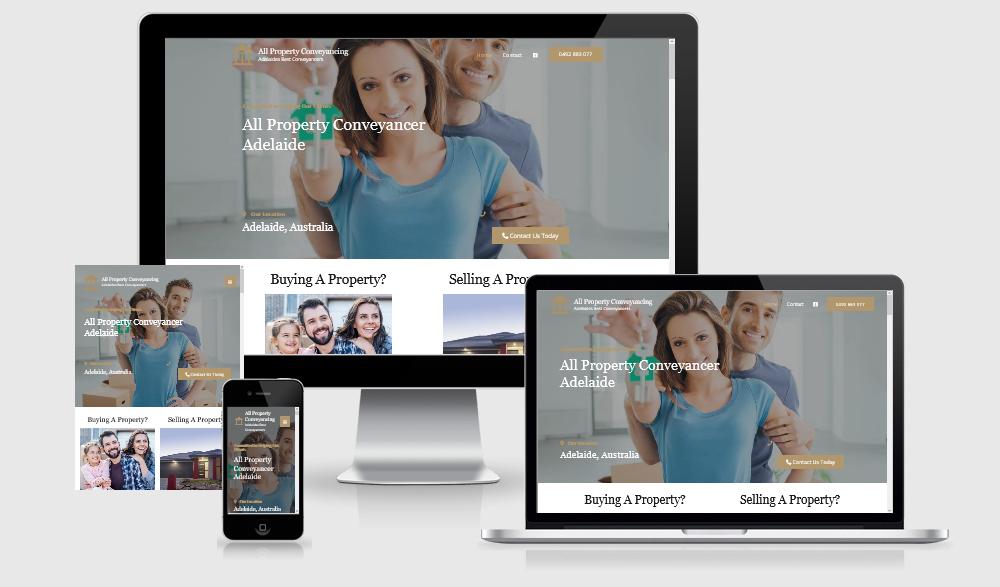 website design trafalgar