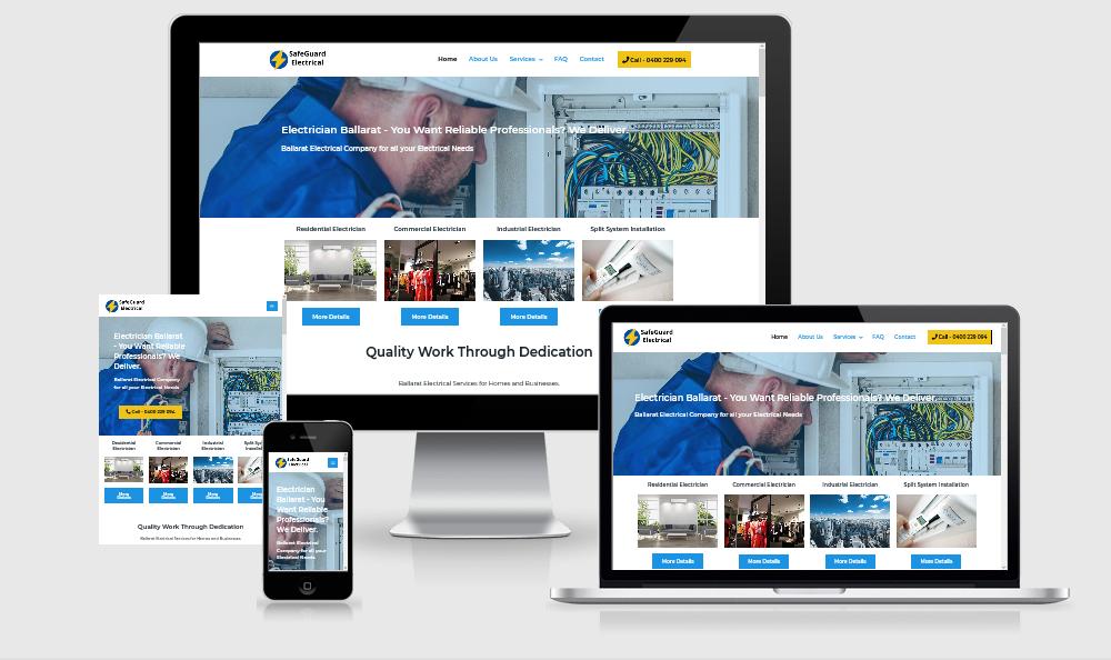 website design ballarat